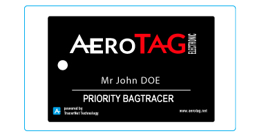 Rechargeable et nominatif AeroTAG- Meta titles