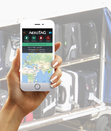 The AeroTAG app - Meta Titles